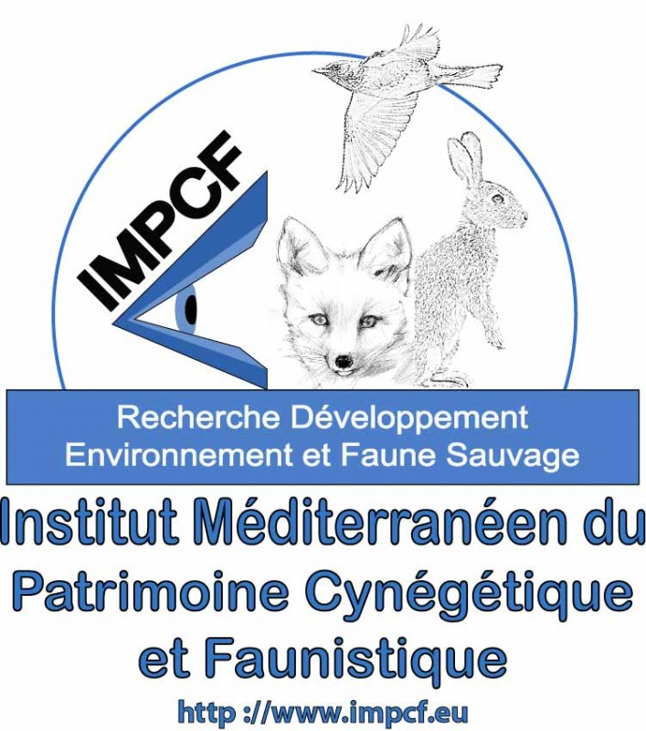 logo de l'impcf sur le site de l'association nationale de defense des chasses traditionnelles a la grive andctg
