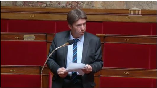 décé du député gilbert sauvan  ANDCTG association nationale de defense des chasses traditionnelles à la grive